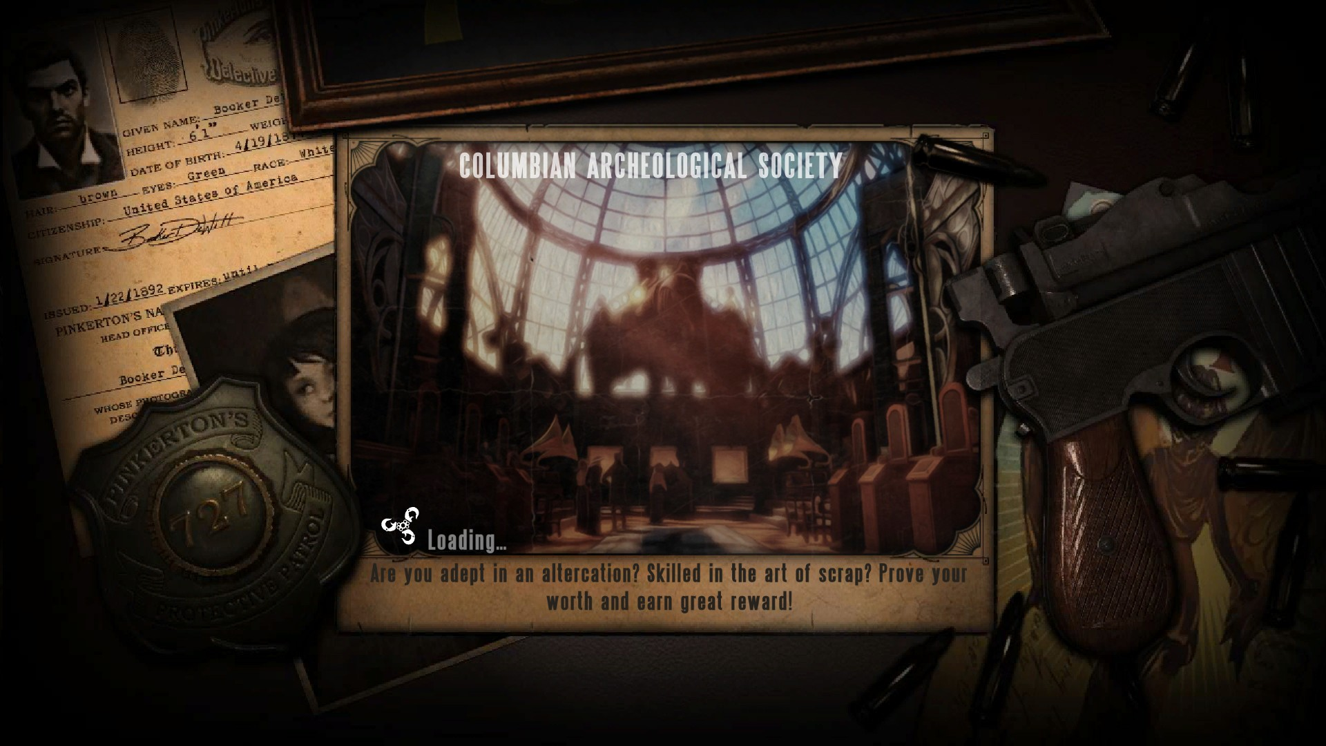 BioShock Infinite: Clash in the Clouds screenshot