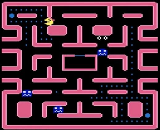 header image for Ms. Pac-Man (Atari XL)